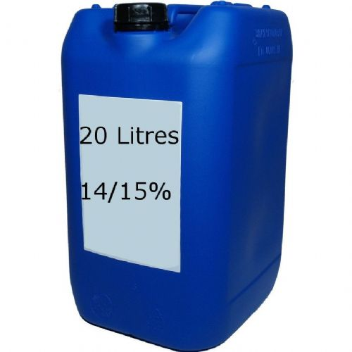 Winterising Package 3 with Sodium Hypochlorite (14/15%) 20 Litres
